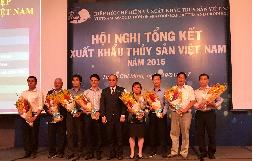 Hoi Nghi Tong Ket XK Thuy San VN